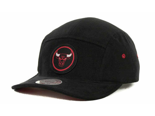 Chicago Bulls Mitchell and Ness M&N 5-Panel Collection Cap Hats
