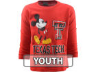 Texas Tech Red Raiders NCAA Youth Disney Logo T-Shirt T-Shirts