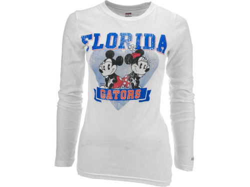 Florida Gators NCAA Juniors Disney Long Sleeve T-Shirt