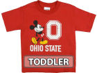 Ohio State Buckeyes NCAA Toddler Disney Logo T-Shirt T-Shirts