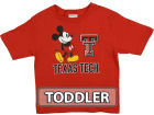 Texas Tech Red Raiders NCAA Toddler Disney Logo T-Shirt T-Shirts