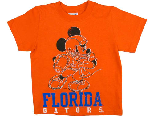 Florida Gators NCAA Toddler Disney Football T-Shirt