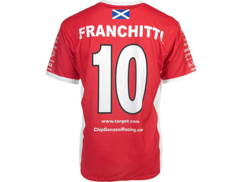 Dario Franchitti CGR Replica Crew Shirt