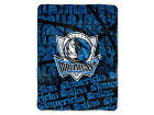 Dallas Mavericks The Northwest Company Micro Raschel Blanket Bed & Bath