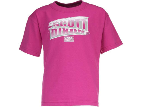 Scott Dixon CGR Girls Car T-Shirt