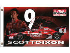 Scott Dixon CGR 3x5 Flag Flags & Banners