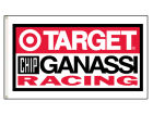 Target Chip Ganassi Racing CGR Logo Flag Flags & Banners