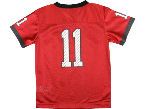 Georgia Bulldogs NCAA Toddler Replica Football Jersey-Adidas