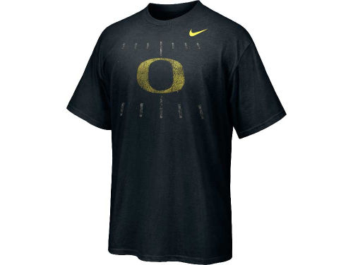 Oregon Ducks Nike NCAA 50 Yard T-Shirt