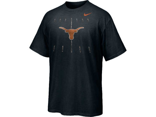 Texas Longhorns Nike NCAA 50 Yard T-Shirt