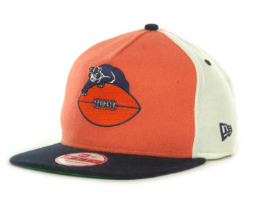 Chicago Bears NFL Triple Melt Strapback 9FIFTY Cap Hats