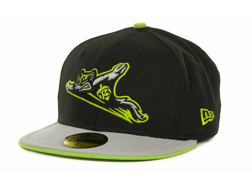 Richmond Flying Squirrels New Era MiLB Customs 59FIFTY Cap Hats