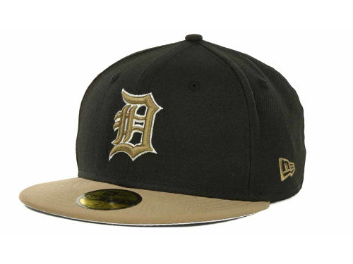 Detroit Tigers New Era MLB 2T Custom 59FIFTY Hats