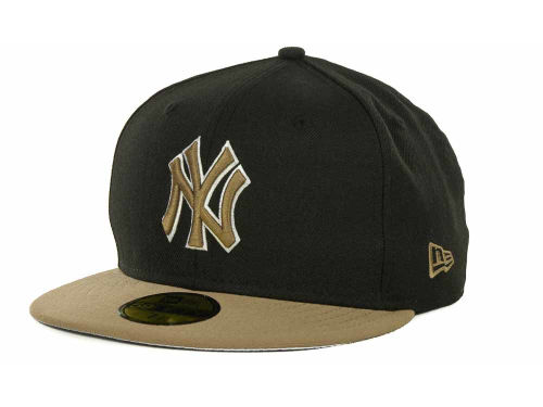 New York Yankees New Era MLB 2T Custom 59FIFTY Hats