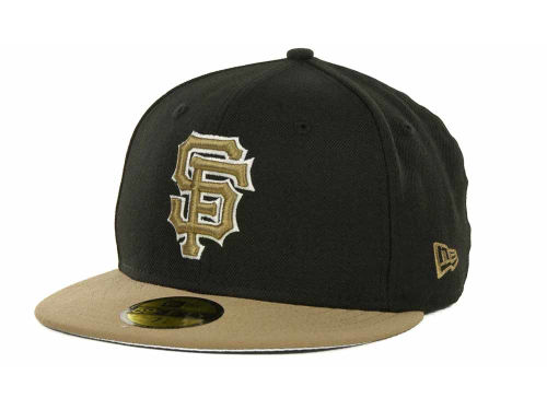 San Francisco Giants New Era MLB 2T Custom 59FIFTY Hats