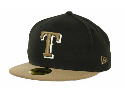 Texas Rangers MLB 2T Custom 59FIFTY Hats