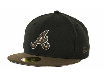 Atlanta Braves MLB 2T Custom 59FIFTY Hats