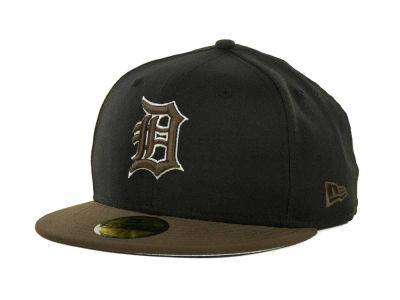Detroit Tigers MLB 2T Custom 59FIFTY Hats