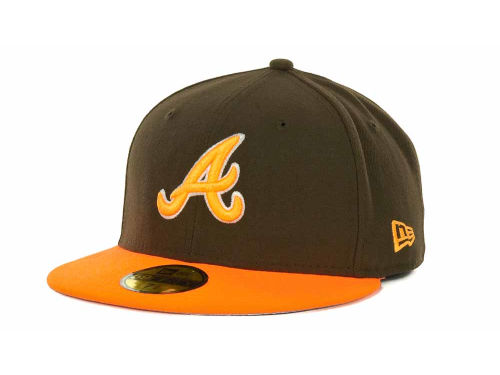 Atlanta Braves New Era MLB 2T Custom 59FIFTY Hats