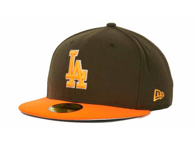 Los Angeles Dodgers MLB 2T Custom 59FIFTY Hats