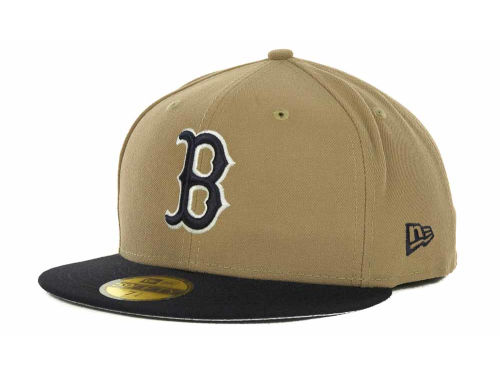 Boston Red Sox New Era MLB 2T Custom 59FIFTY Hats