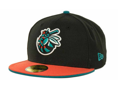 Burlington Bees MiLB Customs 59FIFTY Cap Hats