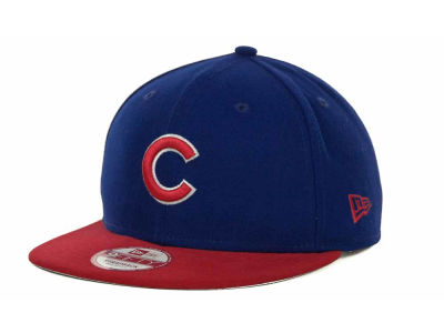 Chicago Cubs MLB Basic Strap 9FIFTY Cap Hats