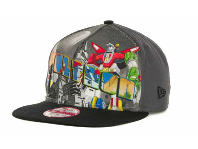 Voltron Hero Post Snapback 9FIFTY Cap Hats