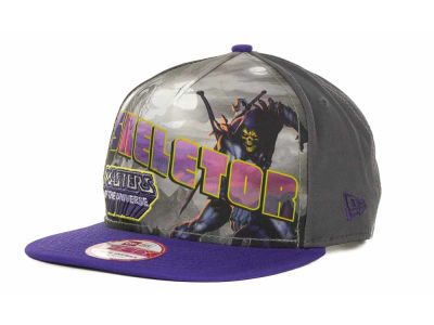 Skeletor Hero Post Snapback 9FIFTY Cap Hats