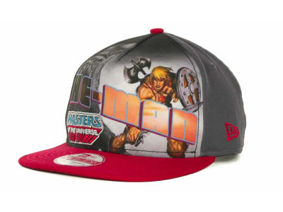 He-Man Hero Post Snapback 9FIFTY Cap Hats
