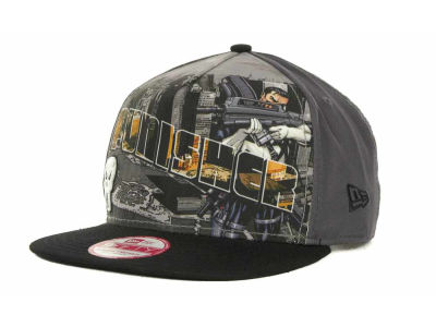 Marvel Punisher Hero Post Snapback 9FIFTY Cap Hats
