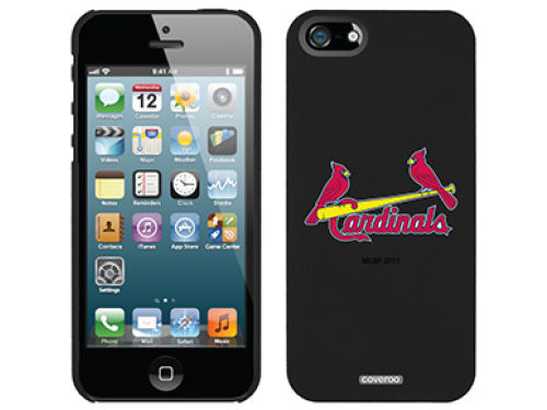 St. Louis Cardinals Coveroo iPhone SE Cover