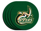 Charlotte 49ers 4pk Neoprene Coaster Set Kitchen & Bar