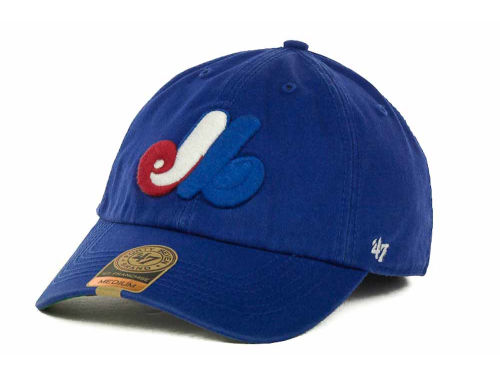 Montreal Expos MLB '47 FRANCHISE Cap Hats