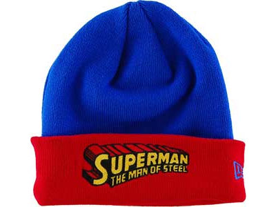 DC Comics Hero Flip It Up Knit Hats