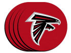 Atlanta Falcons Neoprene Coaster Set 4pk Kitchen & Bar