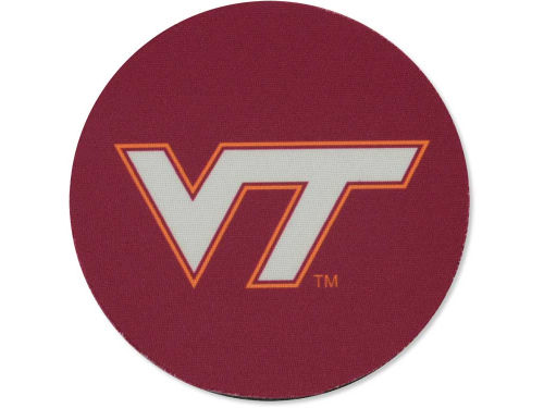 Virginia Tech Hokies 4-pack Neoprene Coaster Set