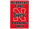 Nebraska Cornhuskers Parking Sign Auto Accessories