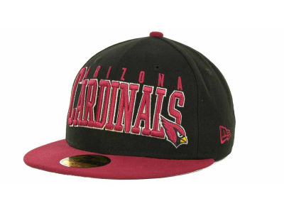 Arizona Cardinals NFL Chop Block 59FIFTY Cap Hats