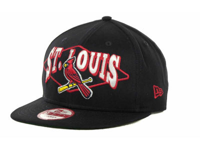 St. Louis Cardinals MLB Geo Block Snap 9FIFTY Cap Hats