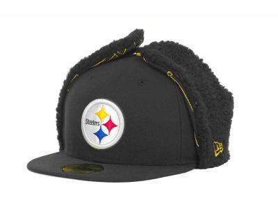Pittsburgh Steelers Cityscape Dogear 59FIFTY Cap Hats