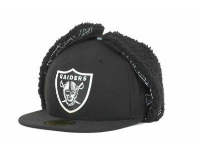 Oakland Raiders Cityscape Dogear 59FIFTY Cap Hats