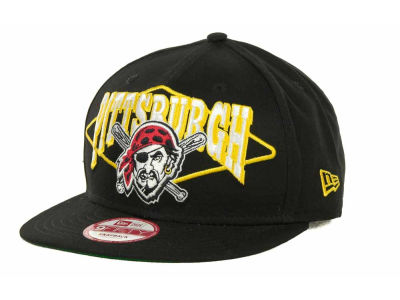 Pittsburgh Pirates MLB Geo Block Snap 9FIFTY Cap Hats
