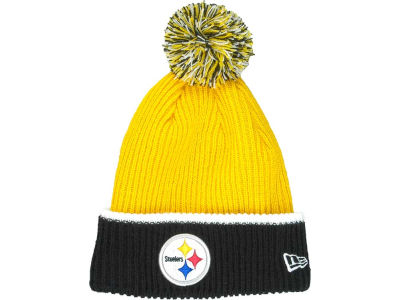 Pittsburgh Steelers NFL Fireside Knit Hats