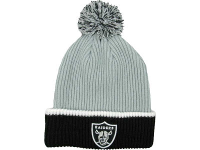 Oakland Raiders NFL Fireside Knit Hats