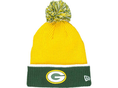 Green Bay Packers NFL Fireside Knit Hats