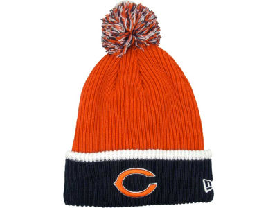 Chicago Bears NFL Fireside Knit Hats