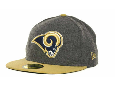 St. Louis Rams NFL Melton Basic 59FIFTY Cap Hats