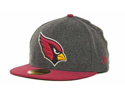 Arizona Cardinals NFL Melton Basic 59FIFTY Cap Hats