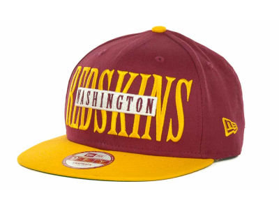 Washington Redskins Offsides Snapback 9FIFTY Cap Hats